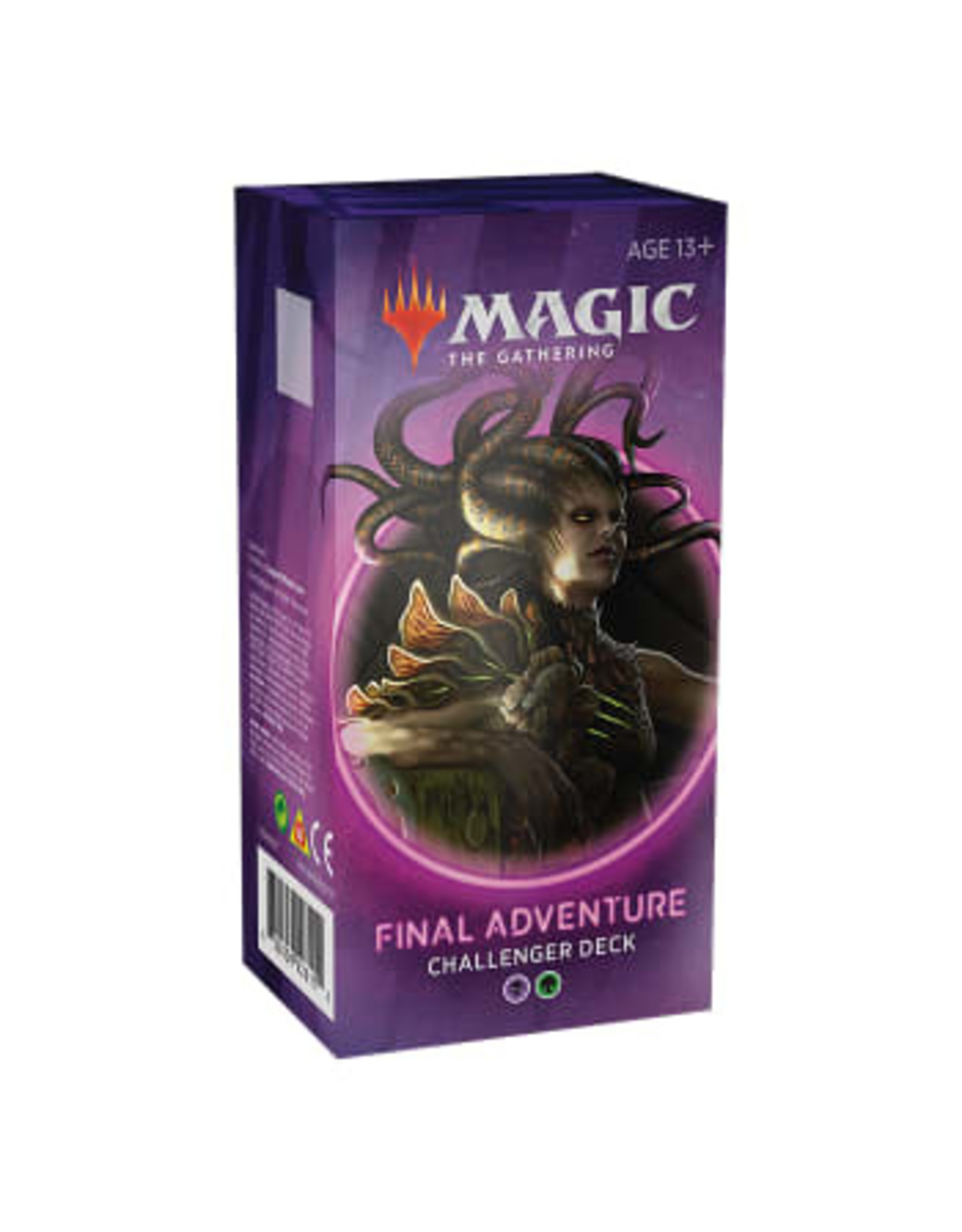 Magic: The Gathering Challenger Deck 2020 - Final Adventure (BG)