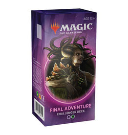 Magic: The Gathering Challenger Deck 2020 - Final Adventure (BG)