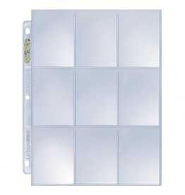 9-Pocket Pages Box of 100