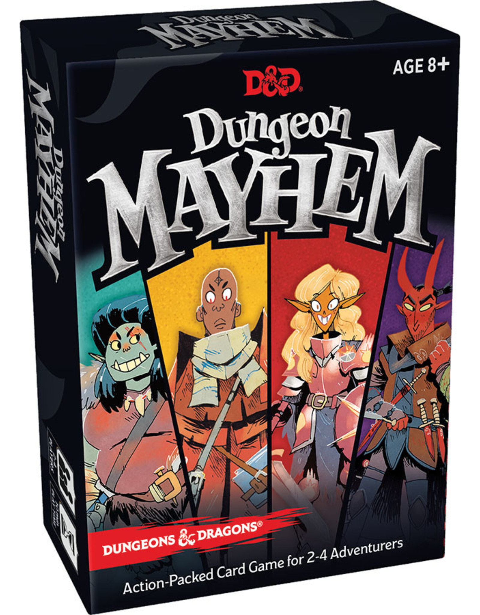 Dungeons & Dragons Dungeon Mayhem