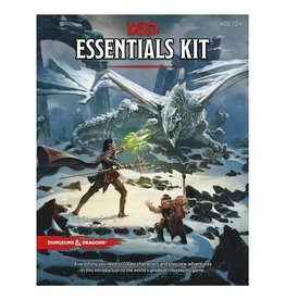 Dungeons & Dragons D&D Essentials Kit