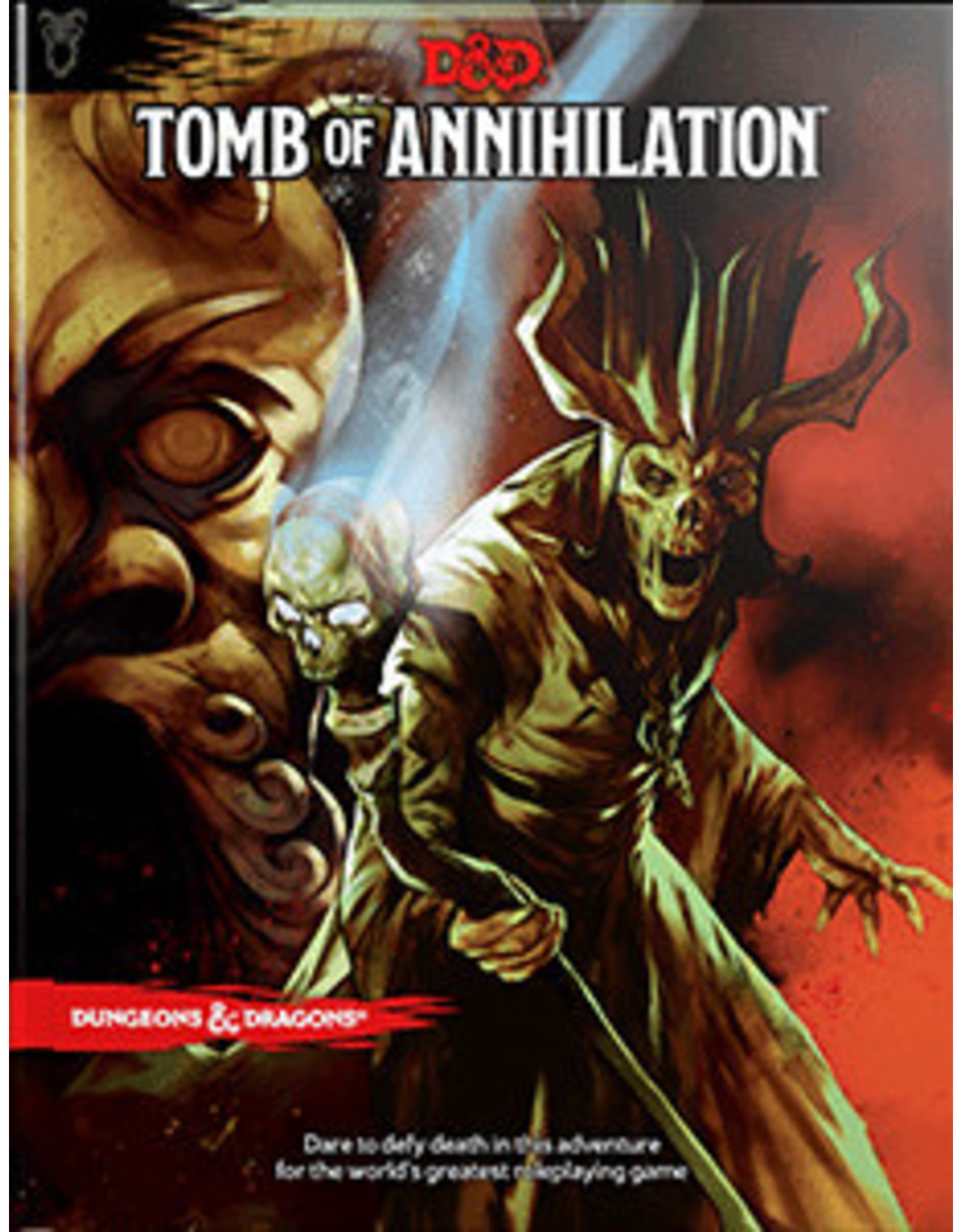Dungeons & Dragons Tomb of Annihilation