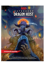 Dungeons & Dragons Waterdeep Dragon Heist