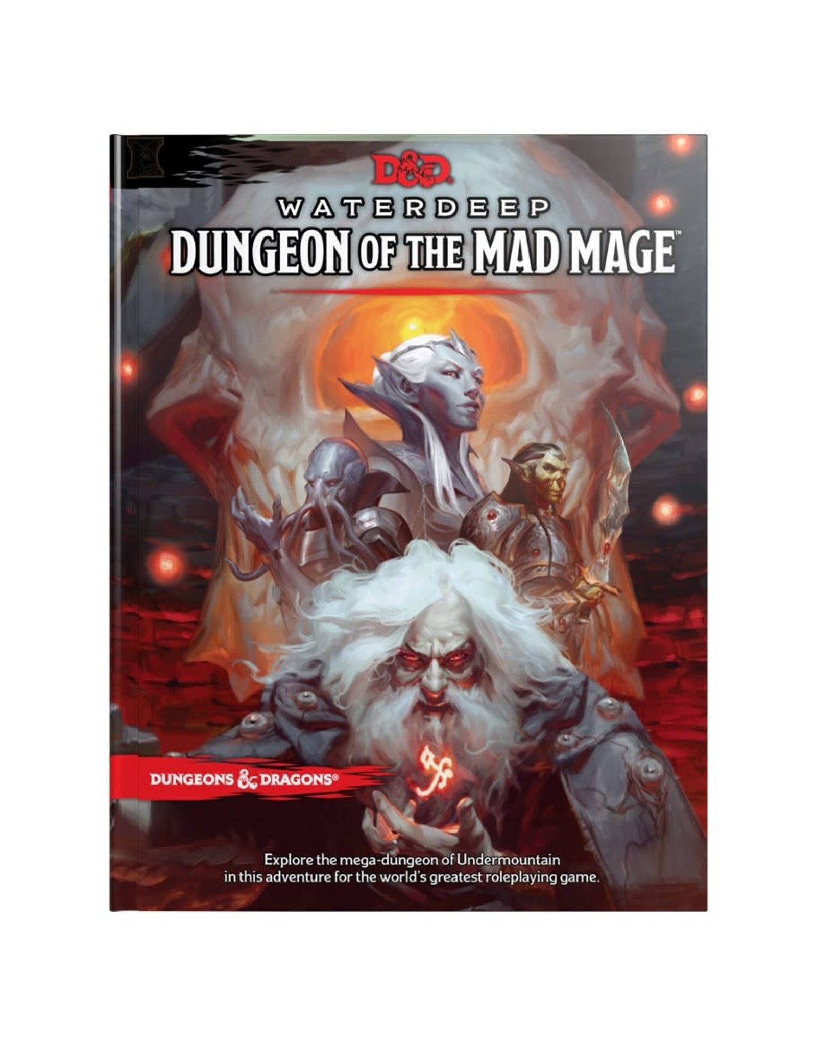 Dungeons & Dragons Waterdeep - Dungeon of the Mad Mage