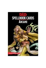 Dungeons & Dragons D&D Spellbook Cards: Arcane Deck