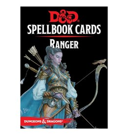 Dungeons & Dragons D&D Spellbook Cards: Ranger Deck
