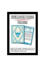 Dungeons & Dragons D&D Spellbook Cards: Paladin Deck