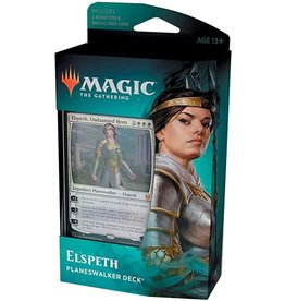Magic: The Gathering Theros Beyond Death Elspeth Planeswalker Deck