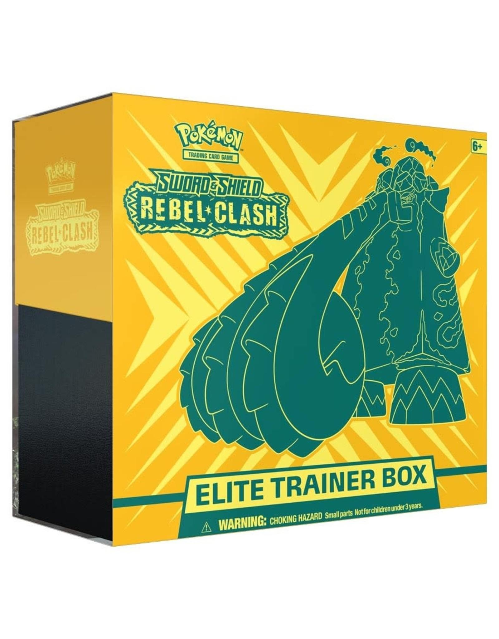 S&S2: Rebel Clash Elite Trainer Box