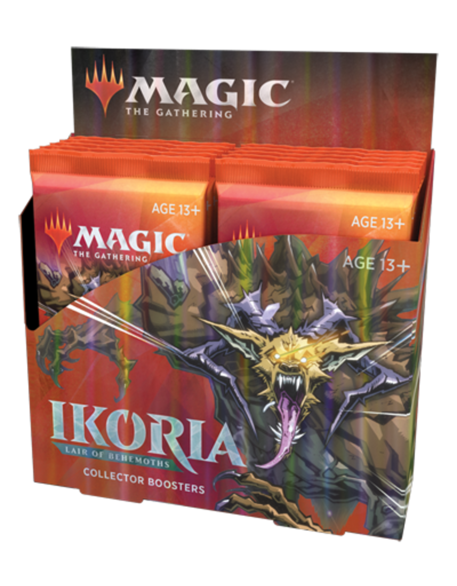 Magic: The Gathering Ikoria Collector's Booster Box