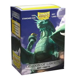 Matte Art Dragon Shields: Dragon of Liberty