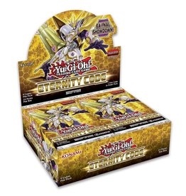Yu-Gi-Oh! Eternity Code Booster Box - PREORDER, JUNE 5