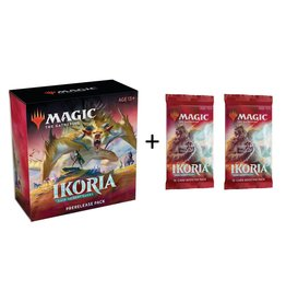 Magic: The Gathering Ikoria Prerelease Pack