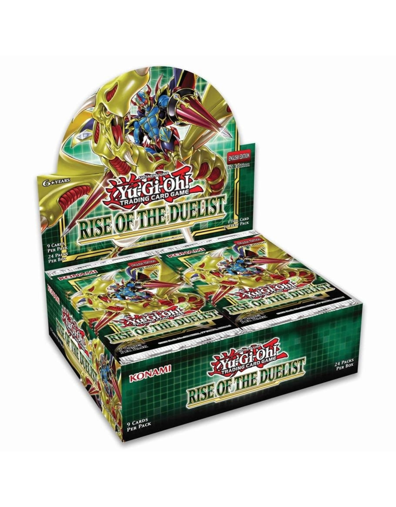 Rise of the Duelist Booster Box - PREORDER, AVAILABLE AUGUST 7, 2020