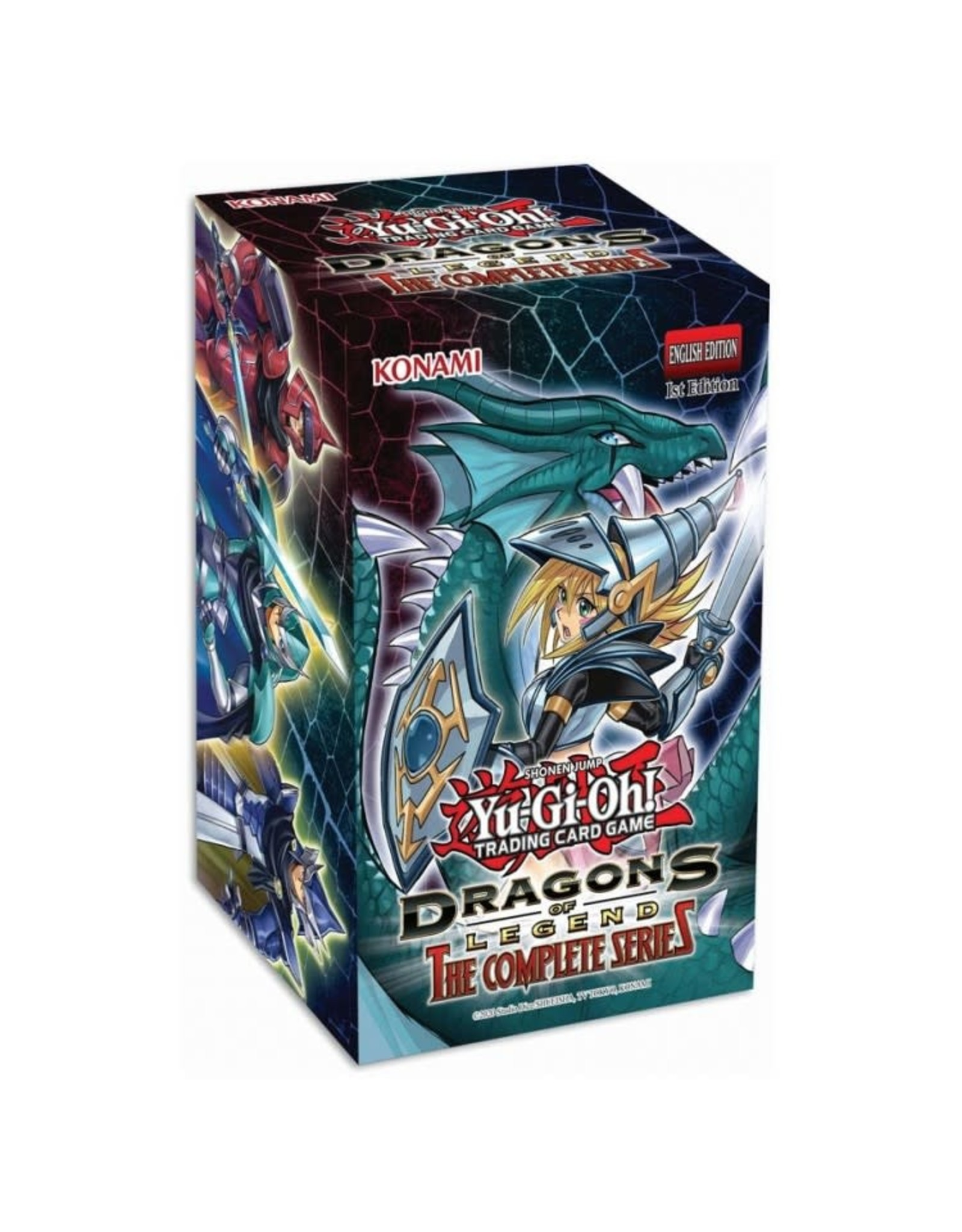 Dragons of Legend: The Complete Series - PREORDER, AVAILABLE SEPTEMBER 11, 2020