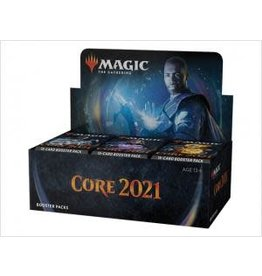 Core Set 2021 Regular Booster Box - AVAILABLE JUNE 26