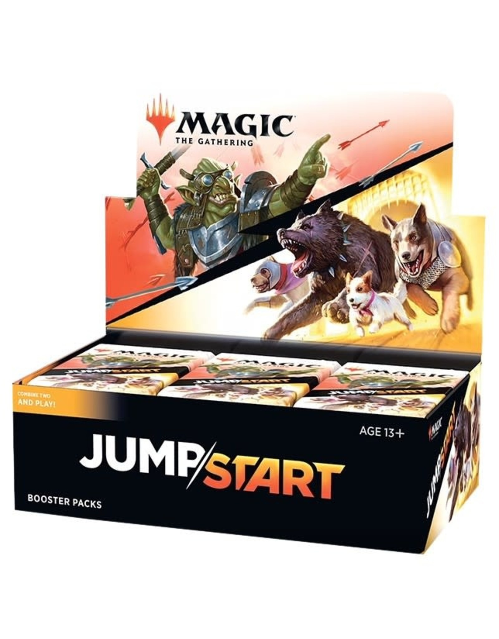Jumpstart Booster Box - PREORDER, AVAILABLE JULY 17