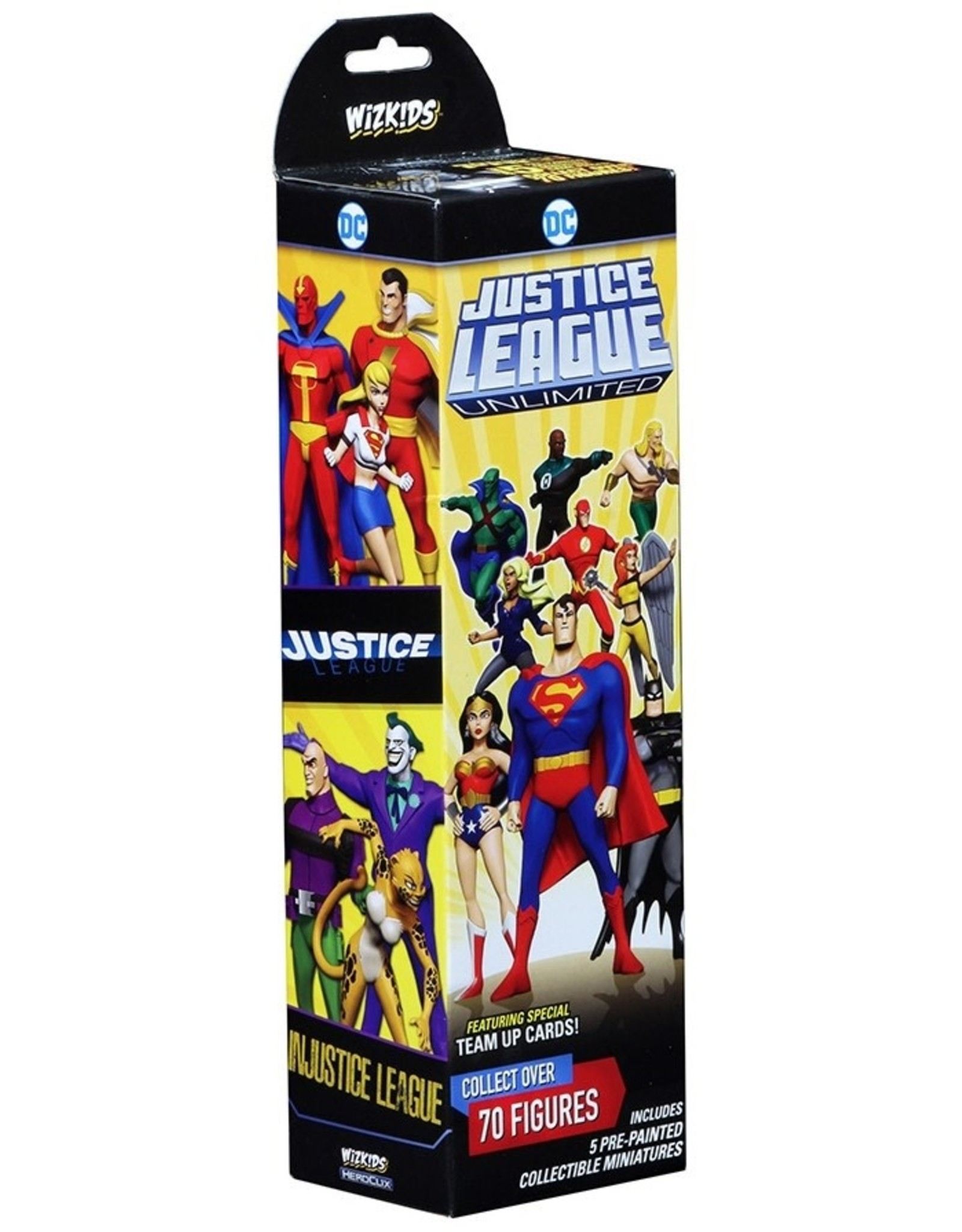 DC HeroClix: Justice League Unlimited Booster Pack