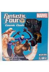 Marvel HeroClix: Fantastic Four Cosmic Clash Starter Set (6 Figure Starter)