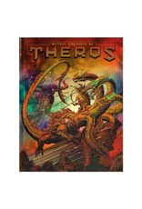 Mythic Odysseys of Theros Alternate Cover - PREORDER, AVAILABLE JULY 21, 2020