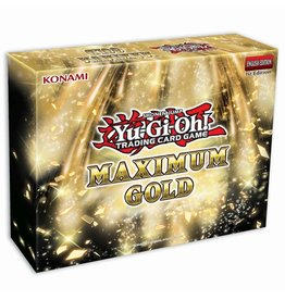 Maximum Gold - PREORDER, AVAILABLE OCTOBER 9, 2020
