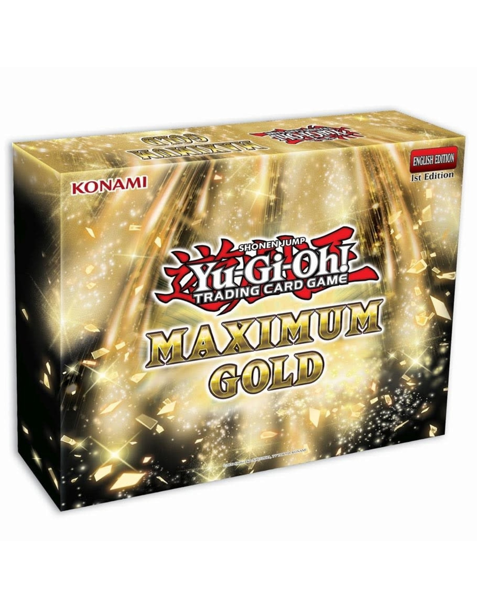 Maximum Gold - PREORDER, AVAILABLE NOVEMBER 13