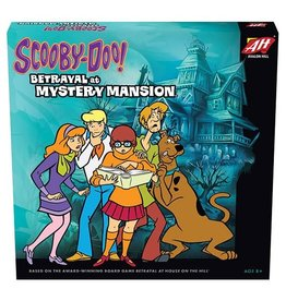 Scooby-Doo! Betrayal at Mystery Mansion