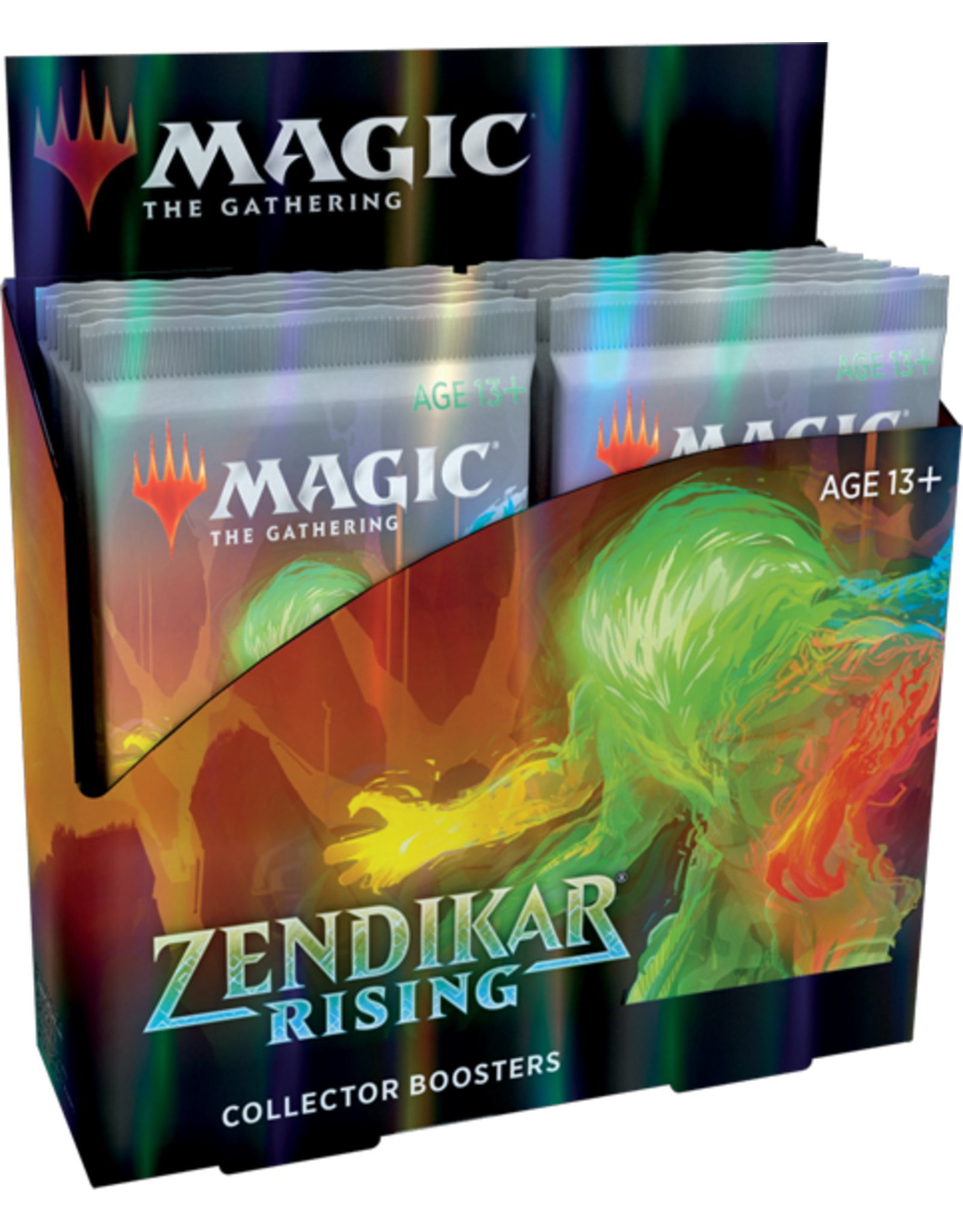Zendikar Rising Collector's Booster Box
