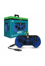 X91 Ice Wired Controller For Xbox One/ Windows 10 PC (Pacific Blue)