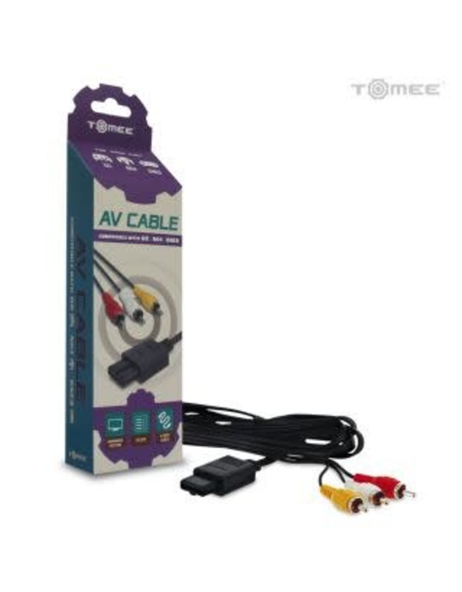 Gamecube/SNES/N64 A/V Cable