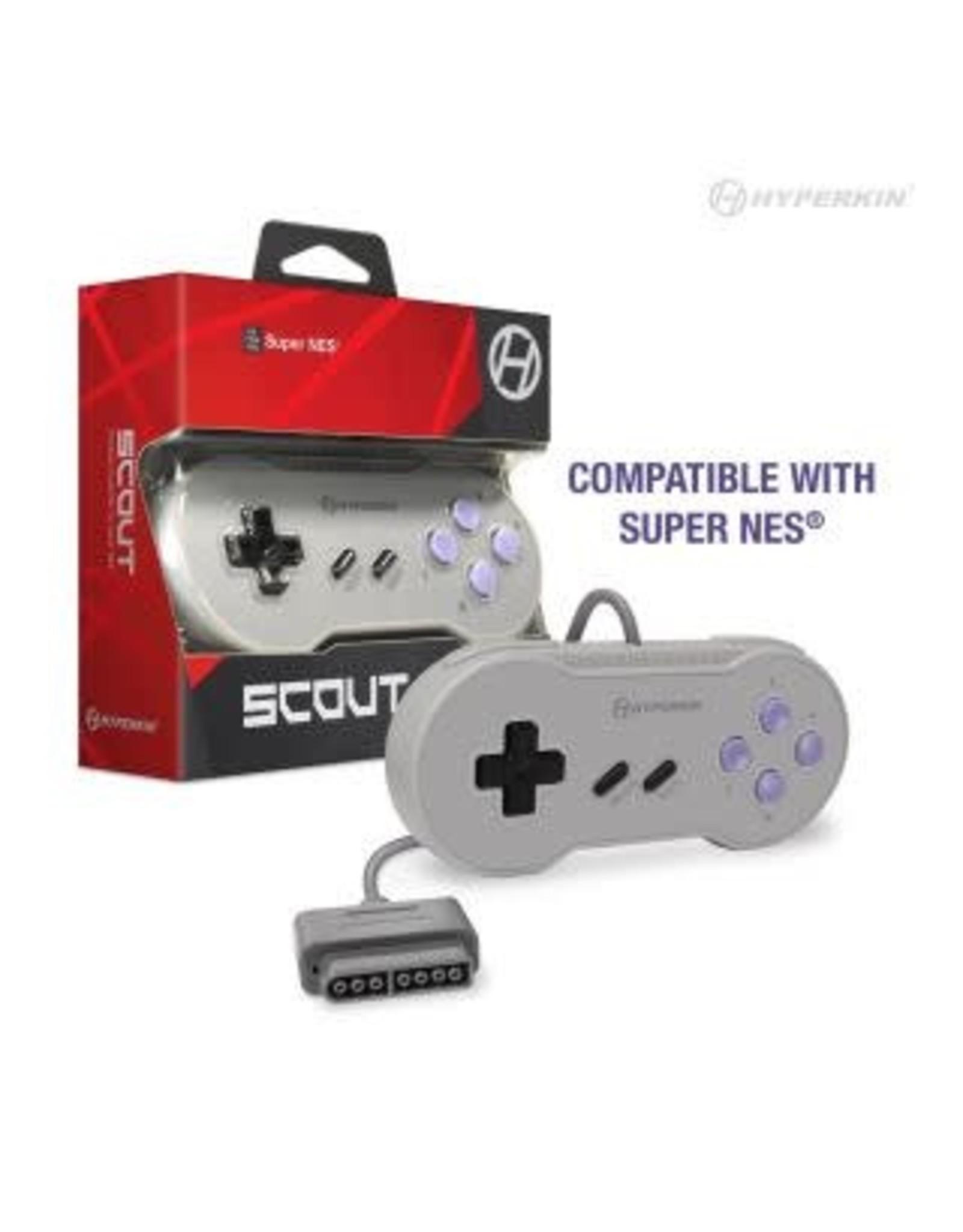 """Super Nintendo """"Scout"""" Premium Controller"""