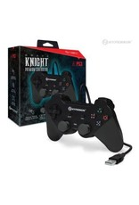 """Brave Knight"" Premium Controller for PS3 / PC / Mac - Black"