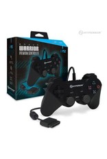 """Brave Warrior"" Premium Controller For PS2® (Black) - Hyperkin"