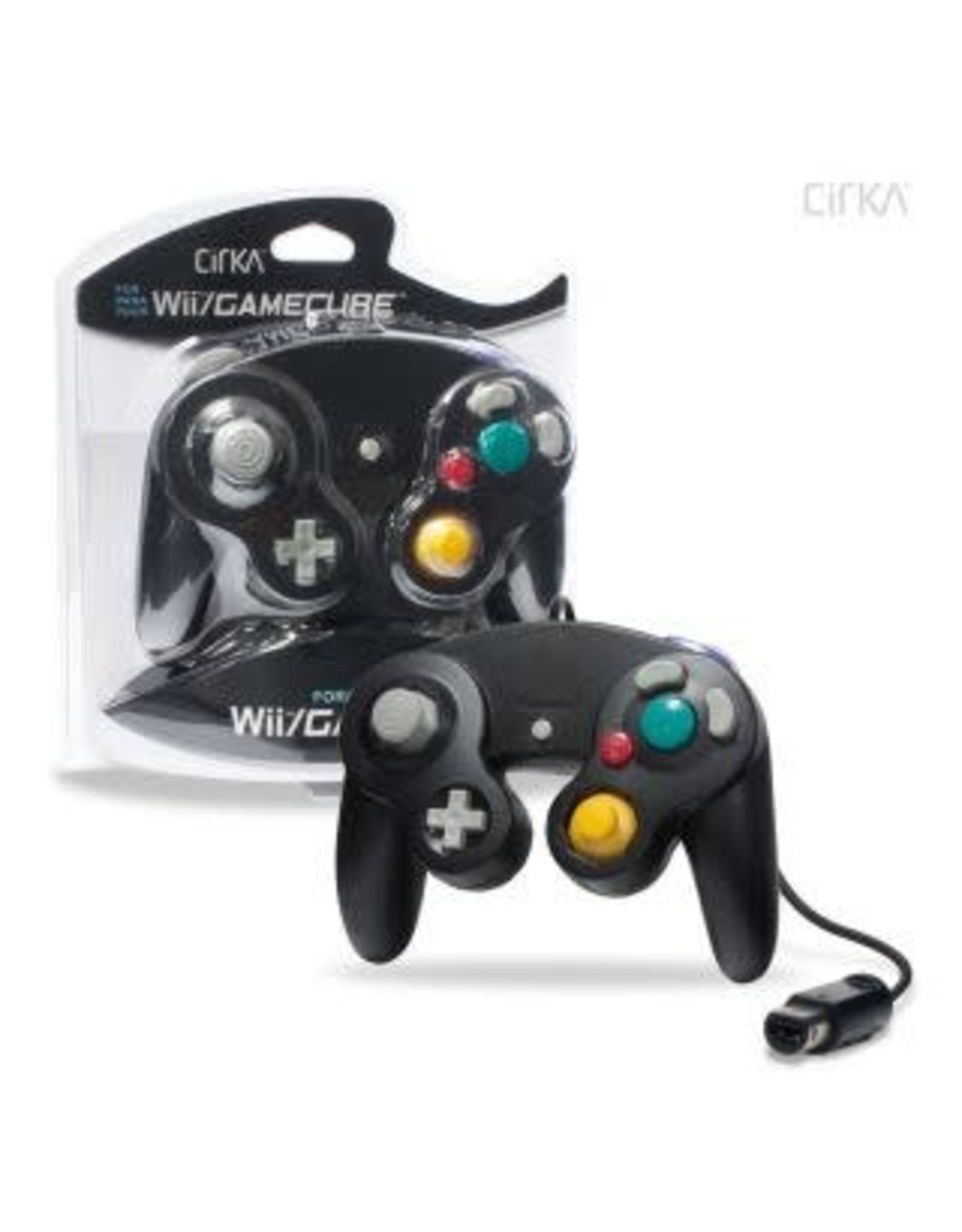 Wired Controller For Gamecube®/ WII® (Black)