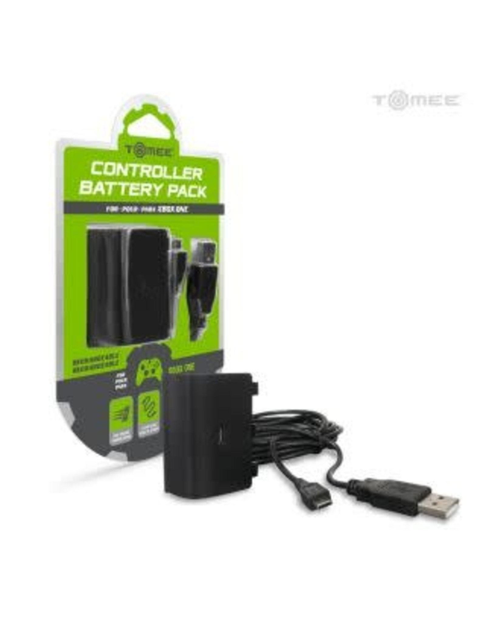Controller Battery Pack and Charge Cable for Xbox One