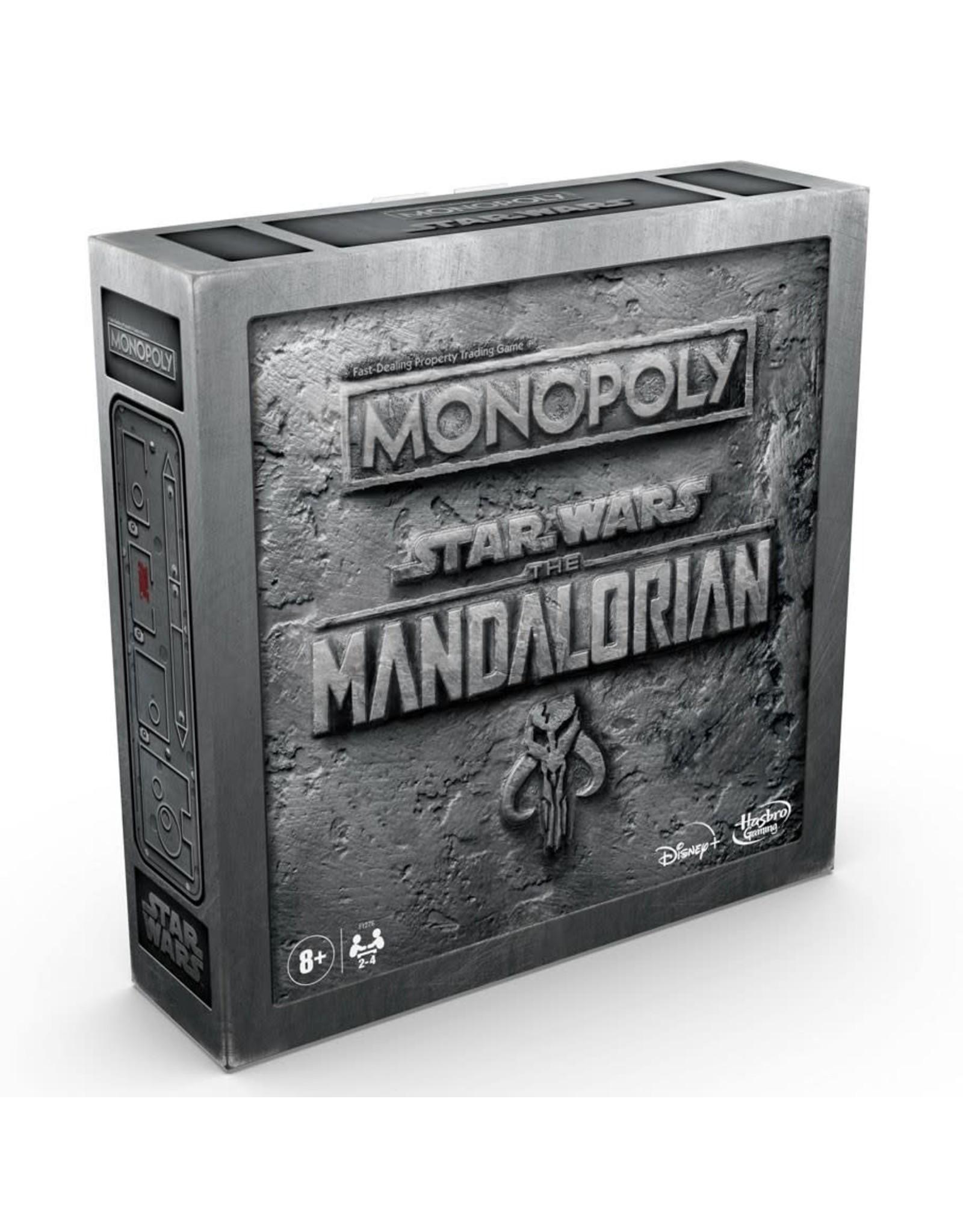 Monopoly: Star Wars: The Mandalorian