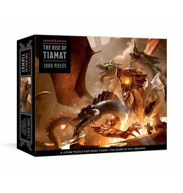 Puzzle: D&D: The Rise of Tiamat Dragon
