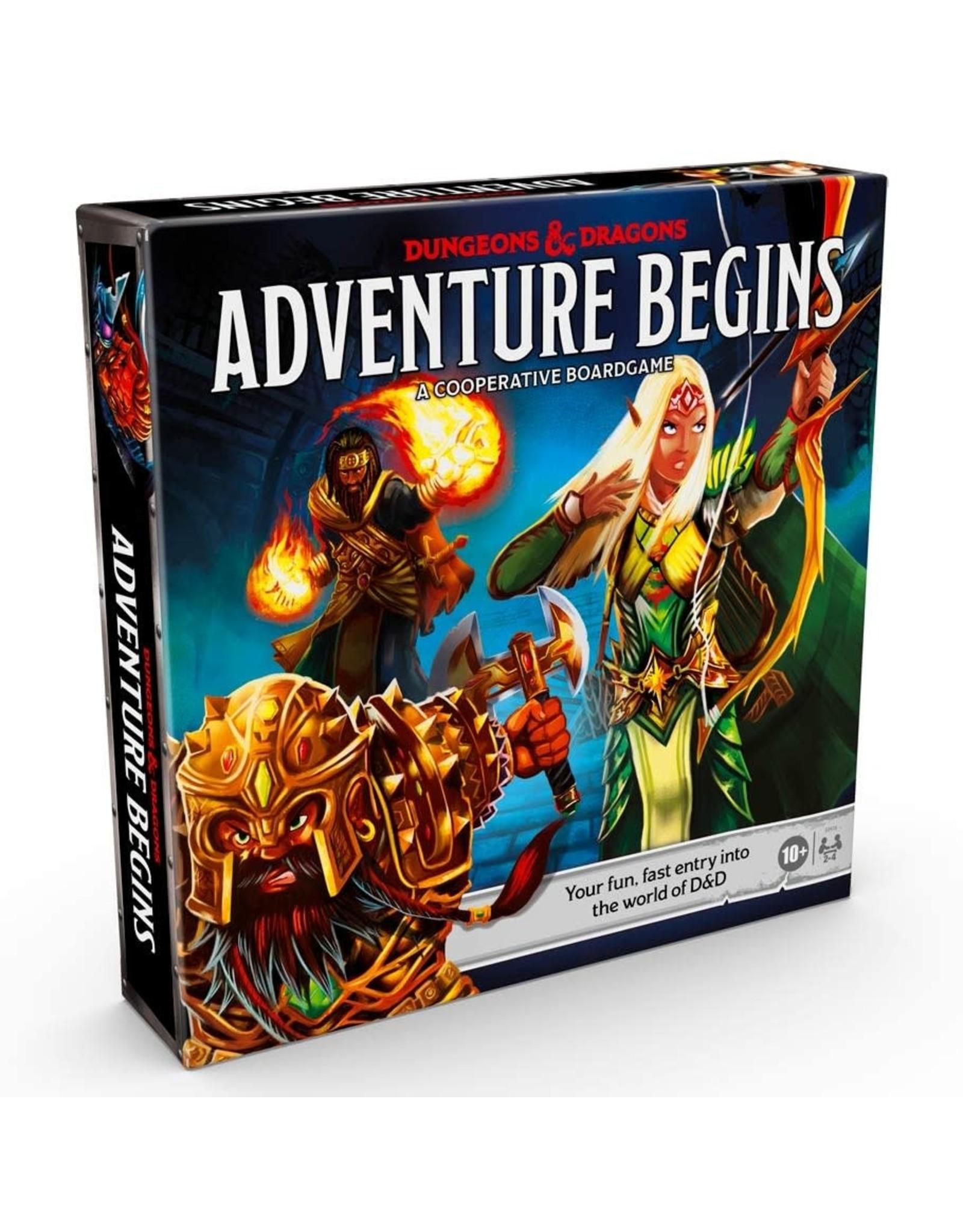 Dungeons & Dragons Dungeons & Dragons: Adventure Begins