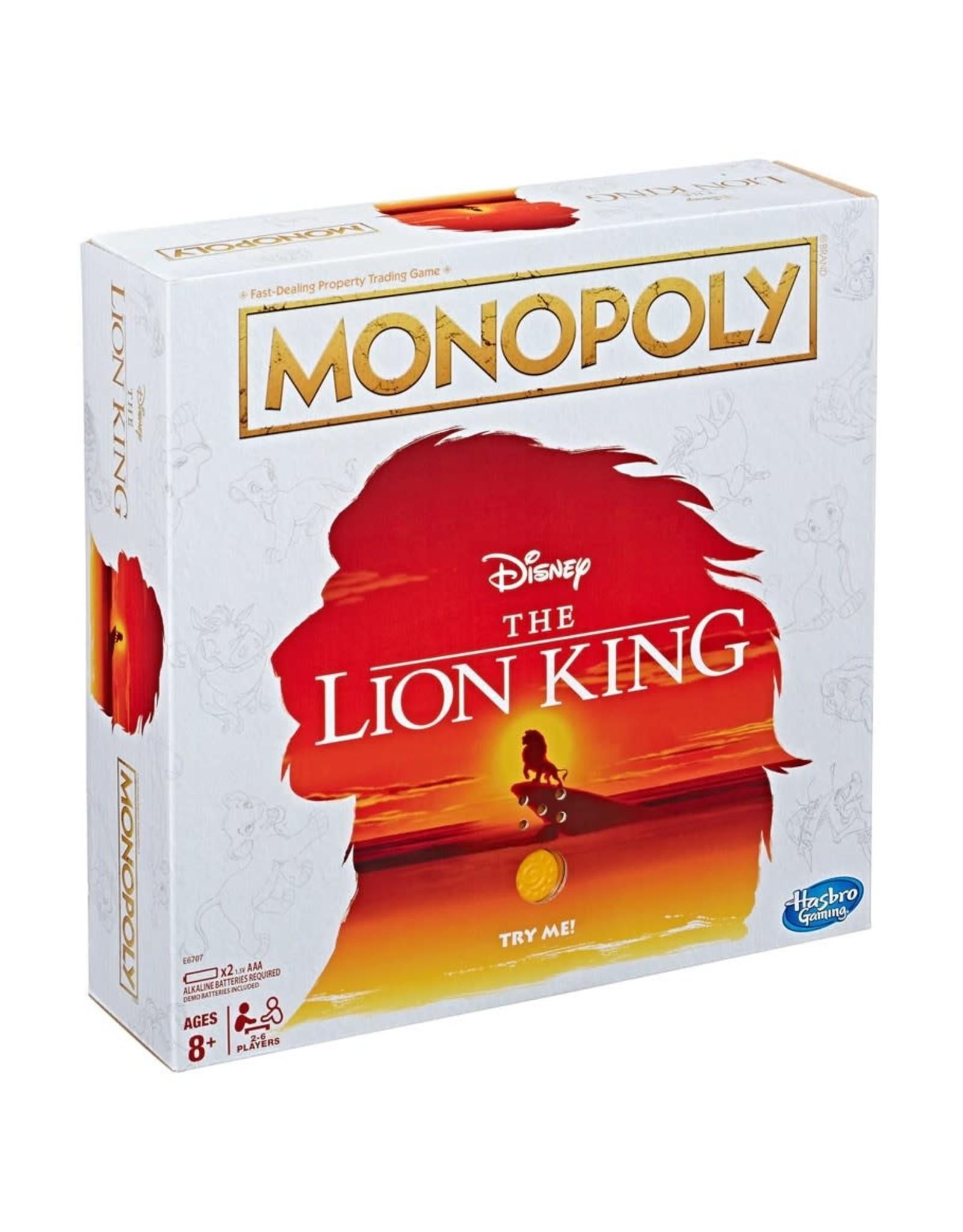 Monopoly: Lion King