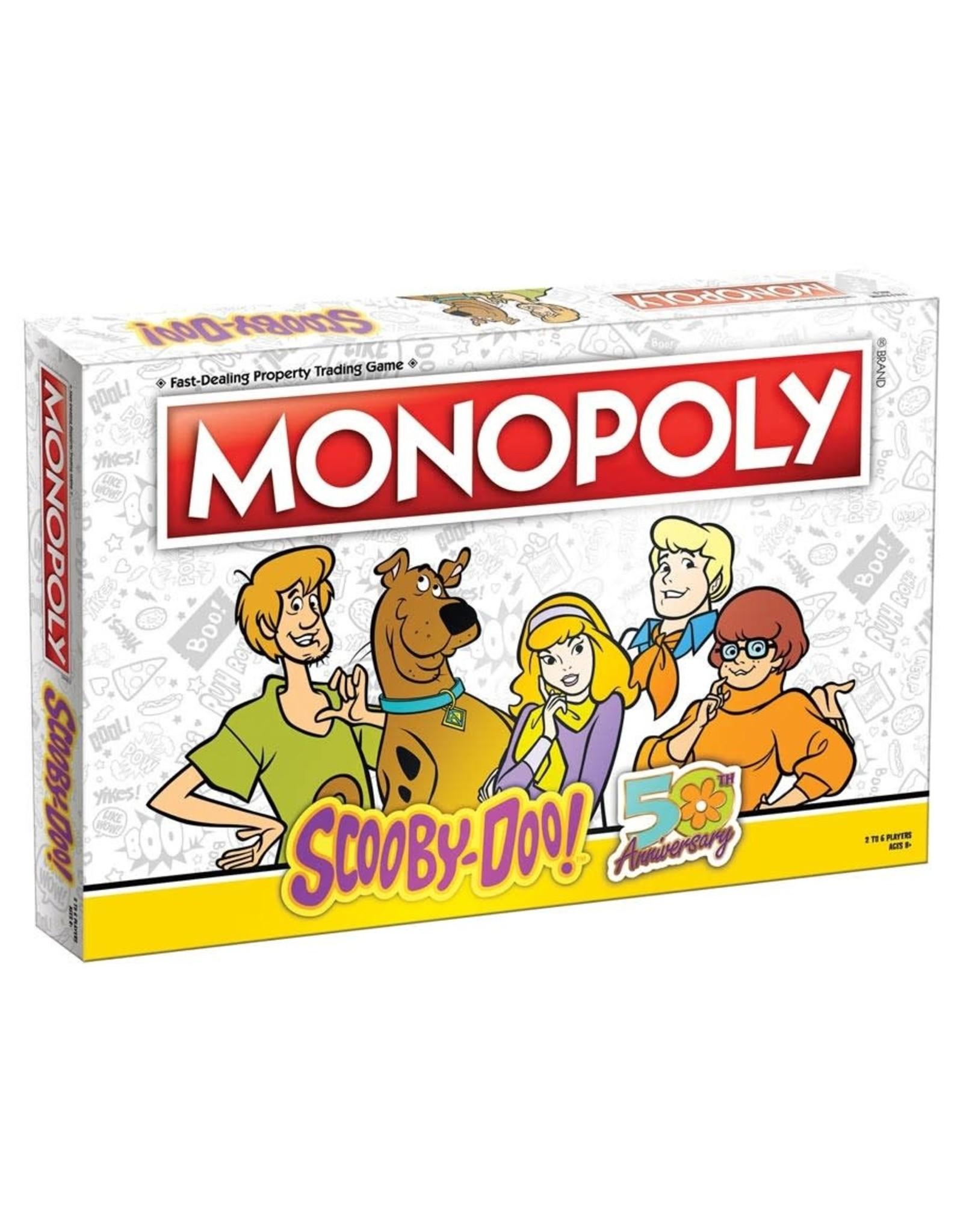 Monopoly: Scooby-Doo!