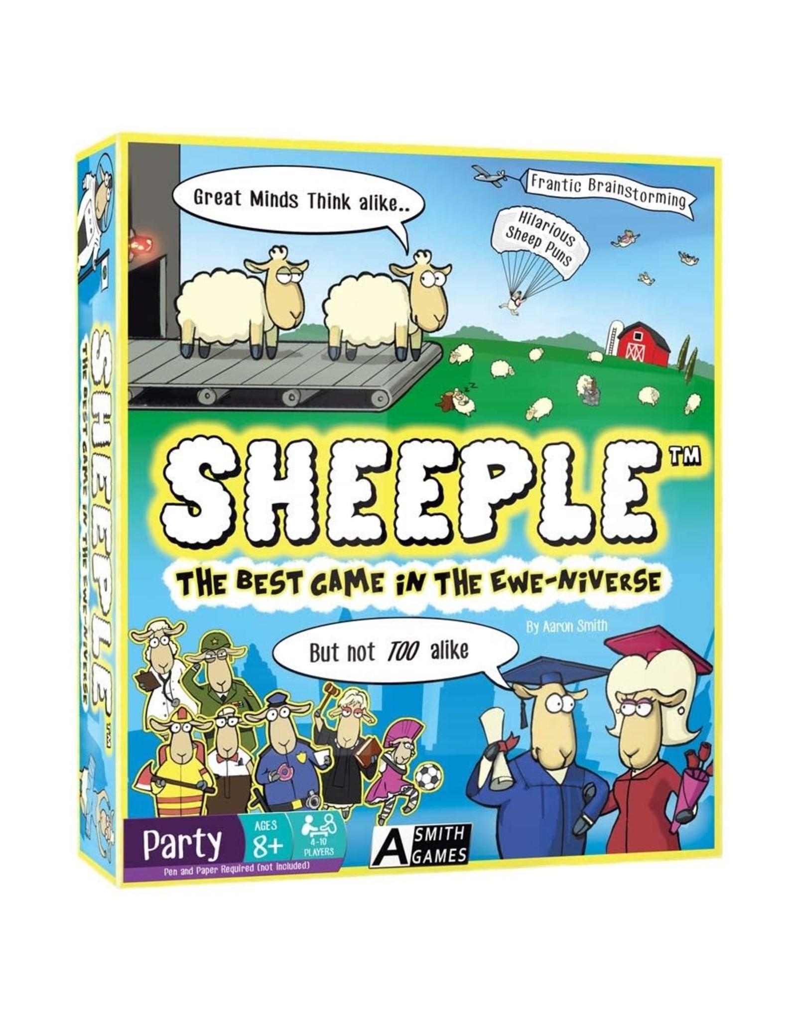 SHEEPLE: Best Game In The Ewe-niverse