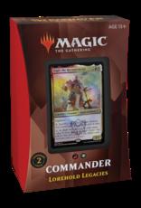 Strixhaven Commander - Lorehold Legacies