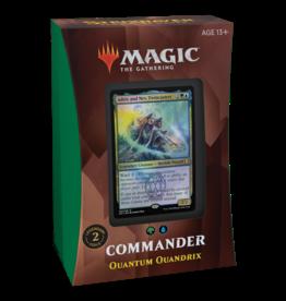 Strixhaven Commander - Quantum Quandrix