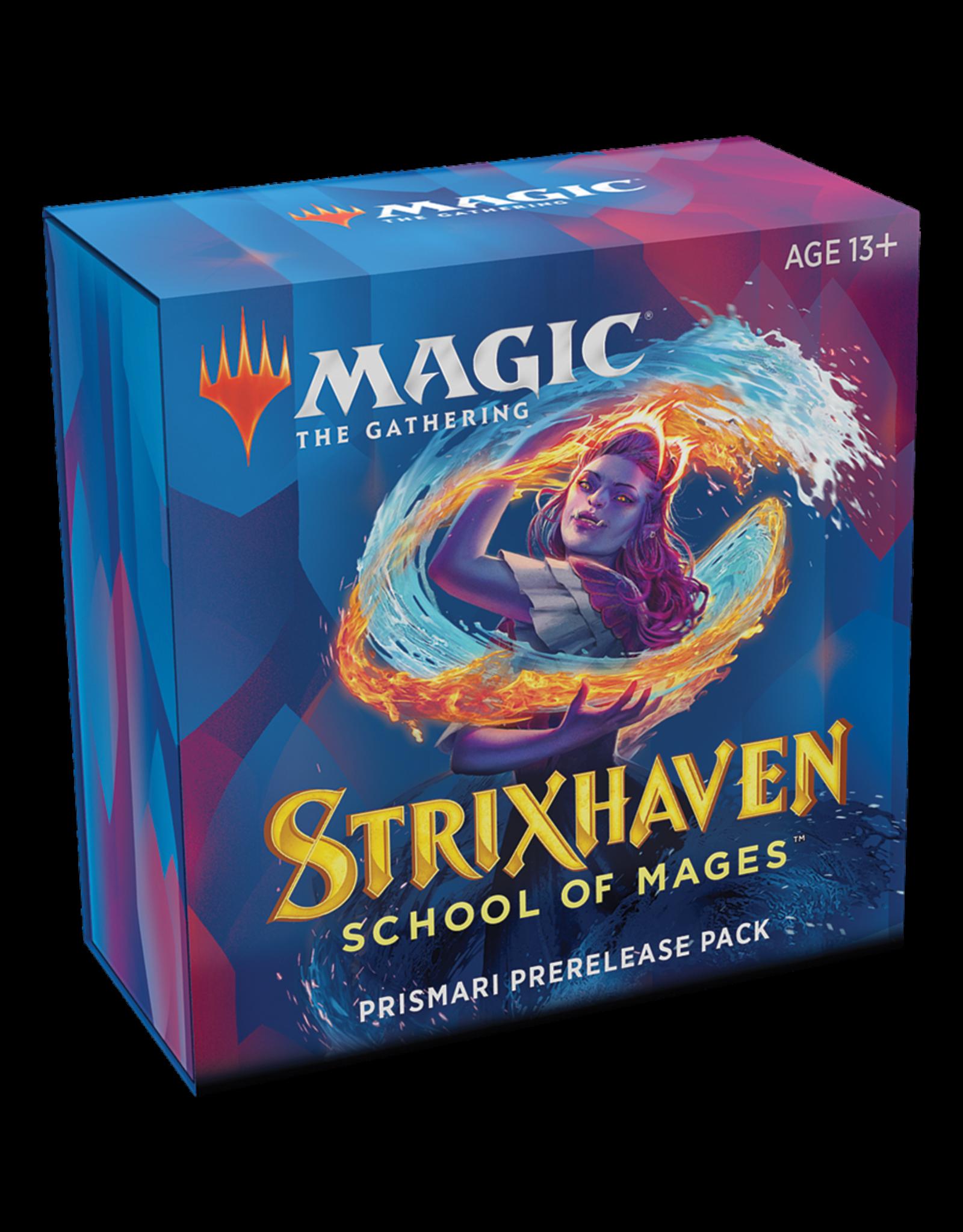 Strixhaven Prerelease Pack -  Prismari