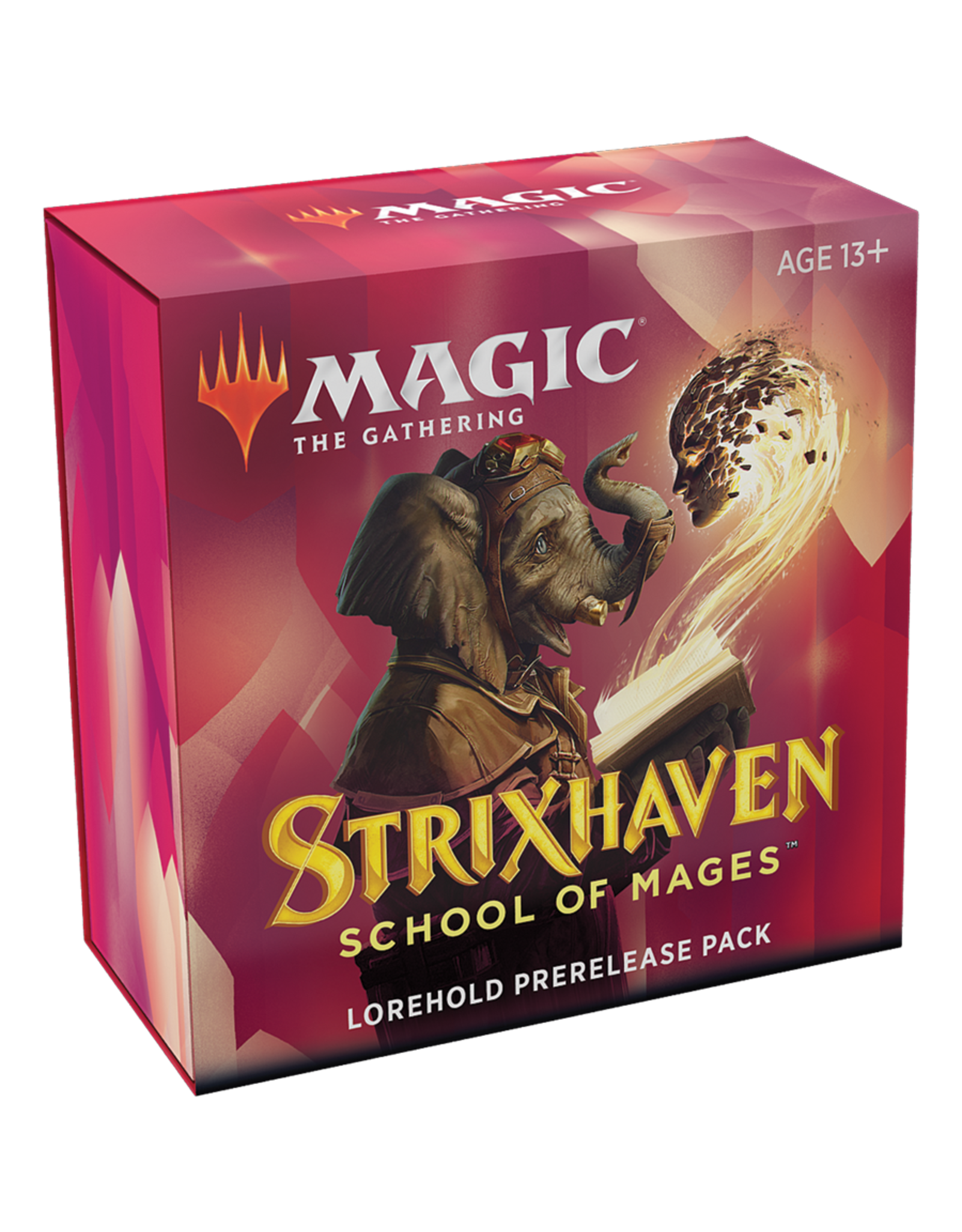 Strixhaven Prerelease Pack -  Lorehold