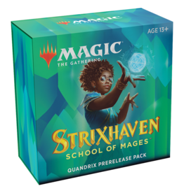 Strixhaven Prerelease Pack -  Quandrix