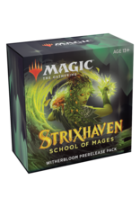 Strixhaven Prerelease Pack - Witherbloom
