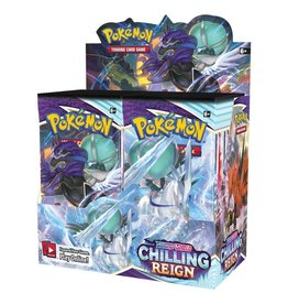 Sword & Shield 6: Chilling Reign Booster Box