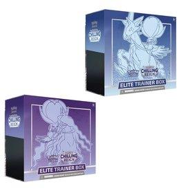 Sword & Shield 6: Chilling Reign Elite Trainer Box