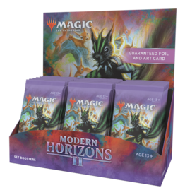 Modern Horizons 2 Set Booster Box - PREORDER, AVAILABLE JUNE 11